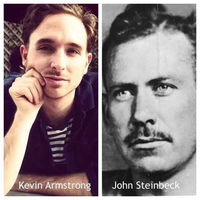 Kev / John Steinbeck