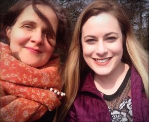 erna and me