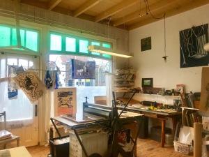 Erna's Studio